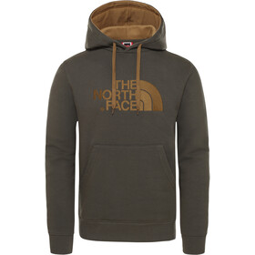 The North Face Drew Peak Pullover Hoodie Herren new taupe green/britsh khaki